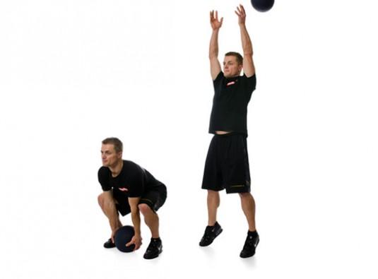 Medicine Ball Exercises: How to Slam & Train Smarter - Iron Edge