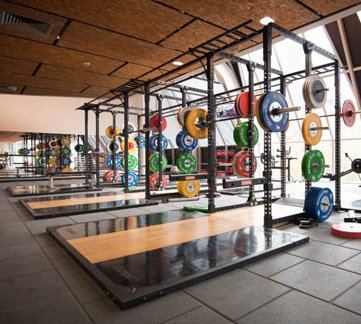 Fitness First QV