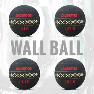 #wallballs #serioustraining #ironedge